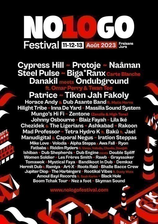 festival aout 2018