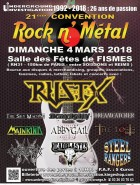 Convention Rock N'metal