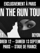 On The Run Tour Beyonce