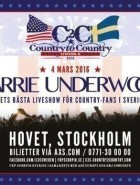 Country To Country Oslo&stockholm