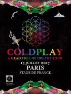Coldplay à Lyon