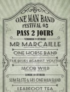 One Man Band Festival
