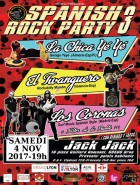Spanish rock party