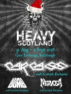 Heavy Scotland