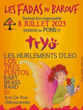 FESTIVAL LES FADAS DU BAROUF dans Evènement Charente Maritime