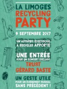 Limoges recycling party
