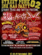 Street punk ink mas party