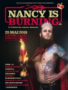 Nancy is burning